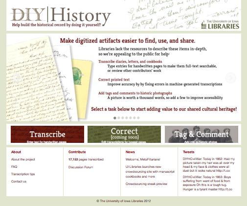 DIY History?
