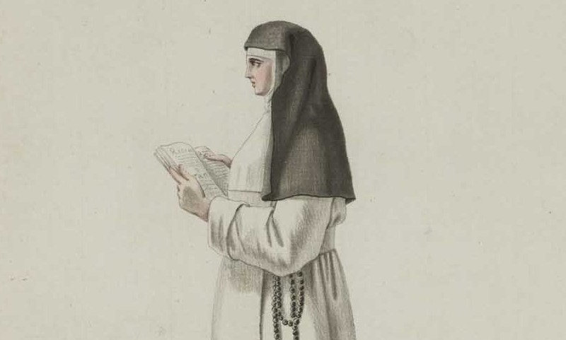 Clothes Make the Premonstratensian Sister