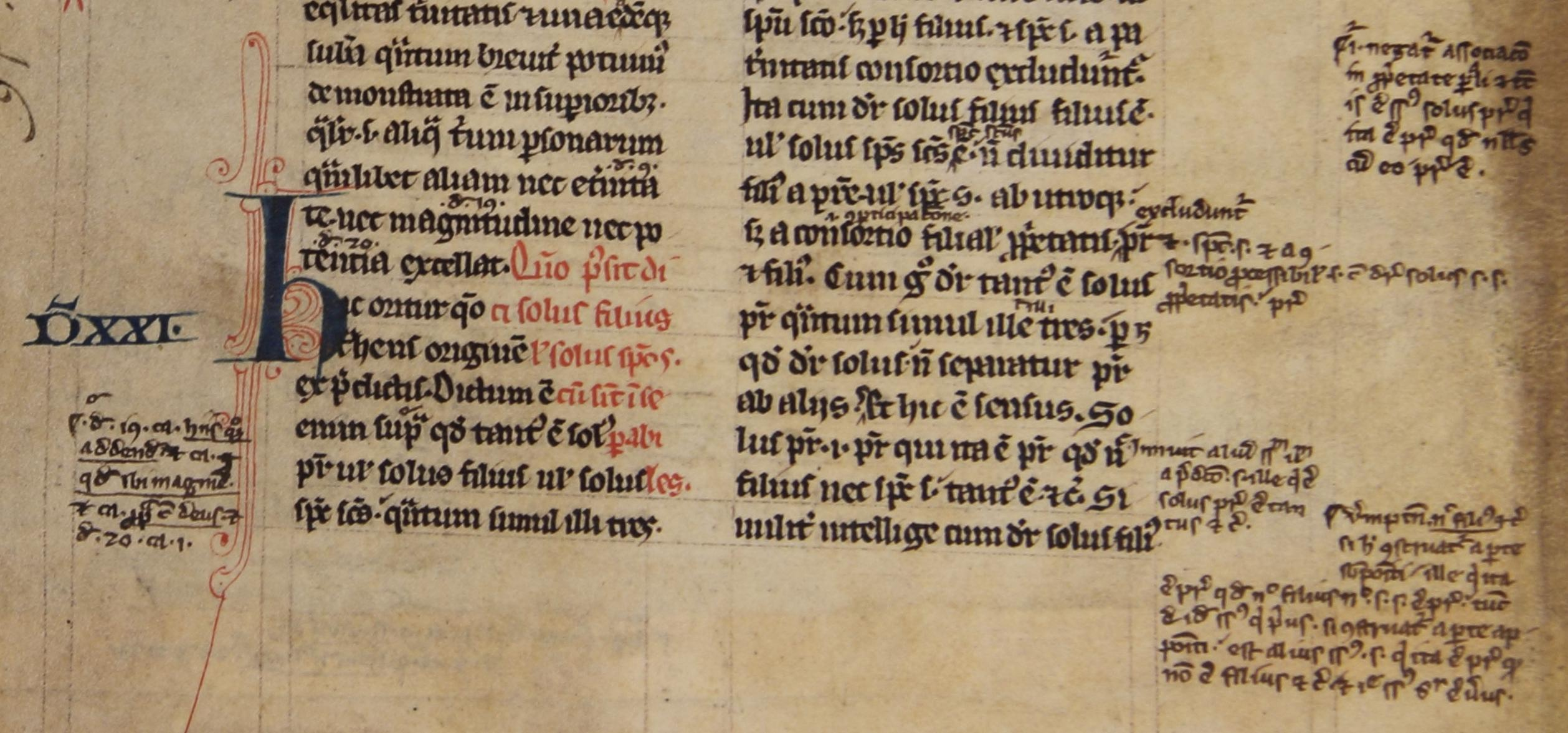 Manuscripts in the Curriculum at Geneseo