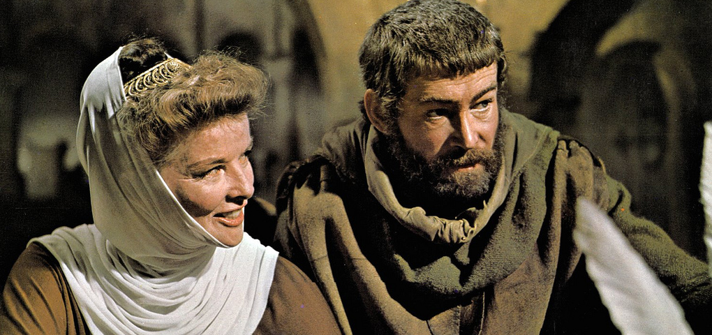 The Lioness in Winter: Thinking About A Medieval Woman on Film